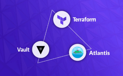 Secure collaborative infrastructure deployment workflow with Terraform, Vault, and Atlantis