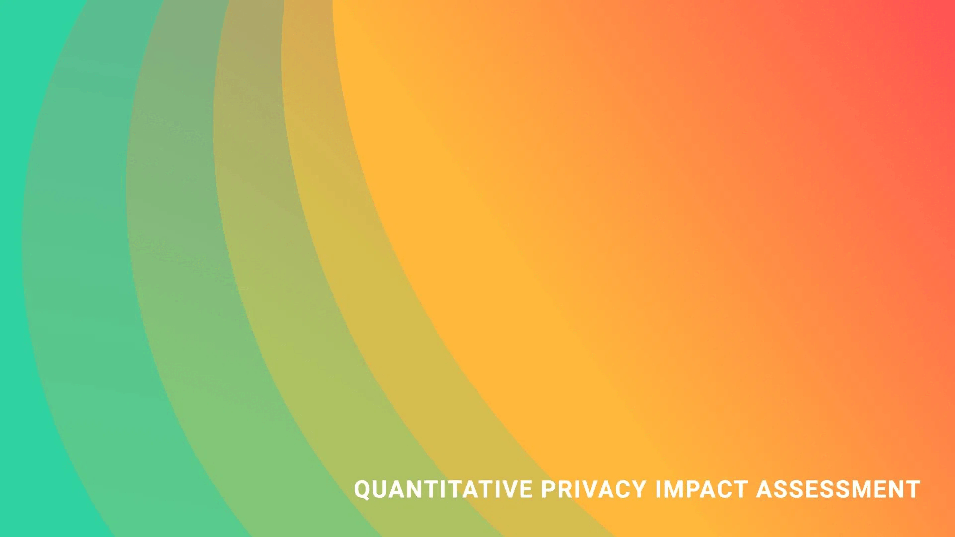 data protection impact assessment