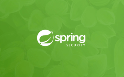 Secure development with Spring Boot