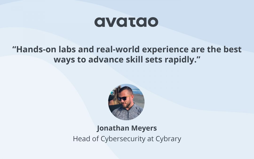 Teaching security – Interview with Jonathan Meyers, Head of Cybersecurity, Cybrary