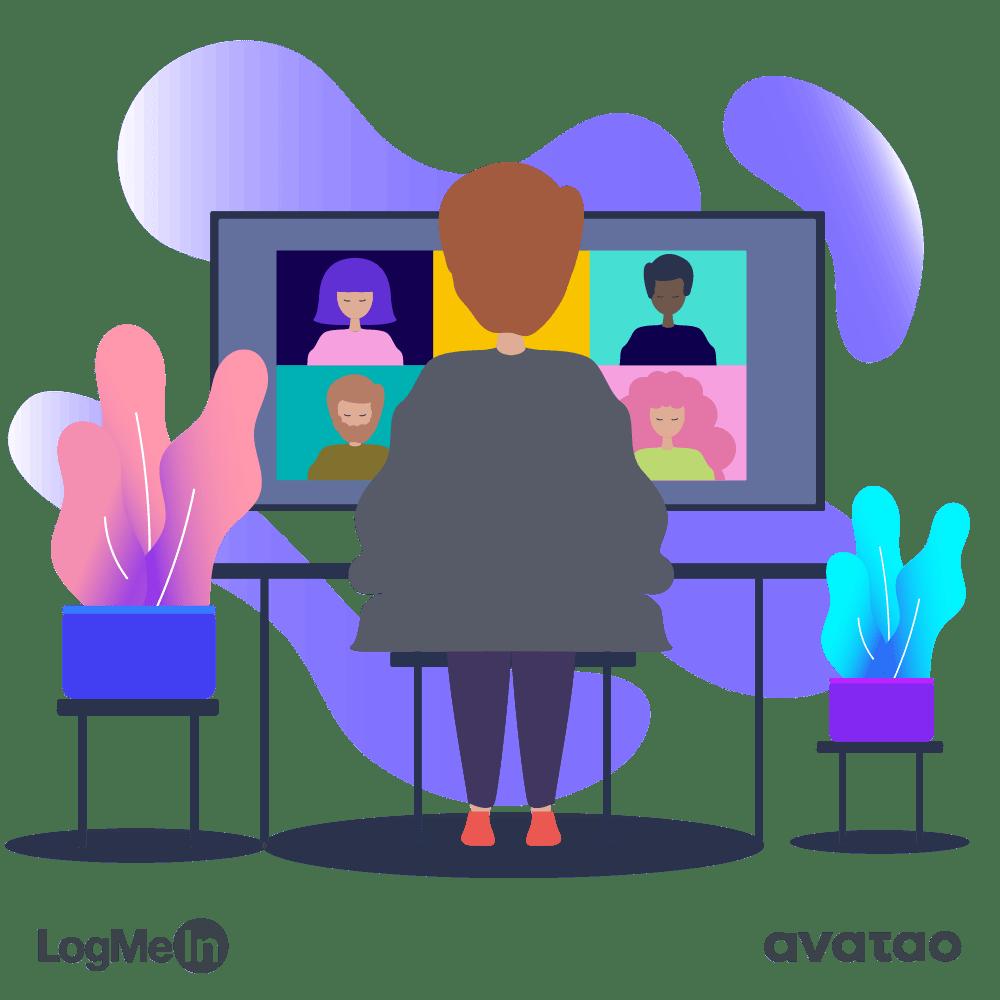 logmein customer story avatao