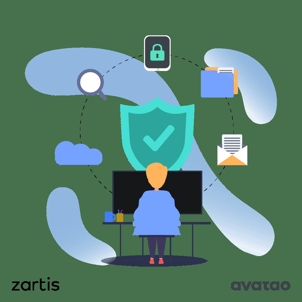 Avatao customer story Zartis